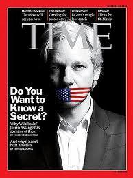 time cover Julian Assange