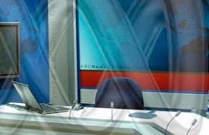 Empty newsdesk