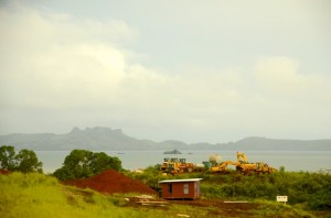 Chinese Bauxite Mining (Photo:Graham Davis)