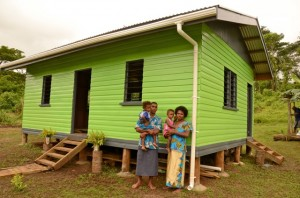 New homes for hurricane victims (Photo:Graham Davis)