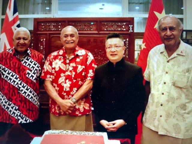 Fiji's 'big three'