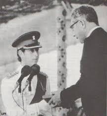 Prince Charles with Ratu Mara